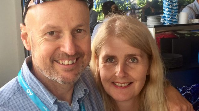 Paul and wife - real care stories