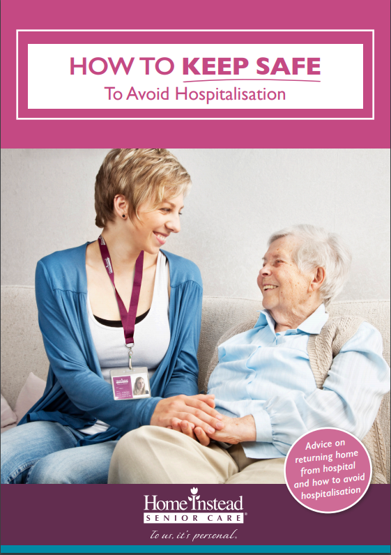 How to keep safe to avoid hospitalisation